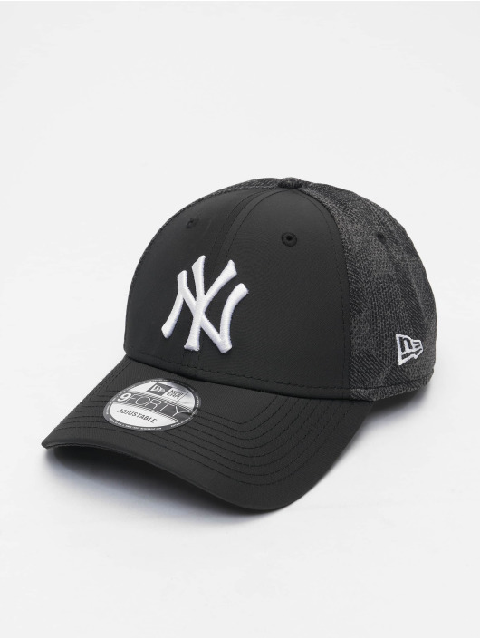 New Era Snapback Caps MLB New York Yankees ENGIN Fit 9Forty czarny