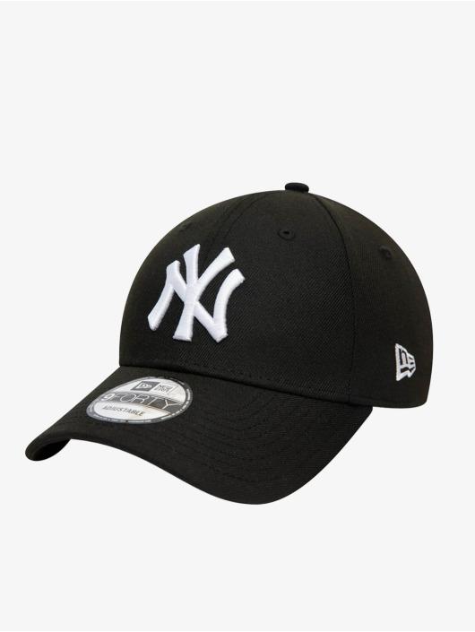 New Era Snapback Caps MLB New York Yankees Team Contrast 9Forty czarny