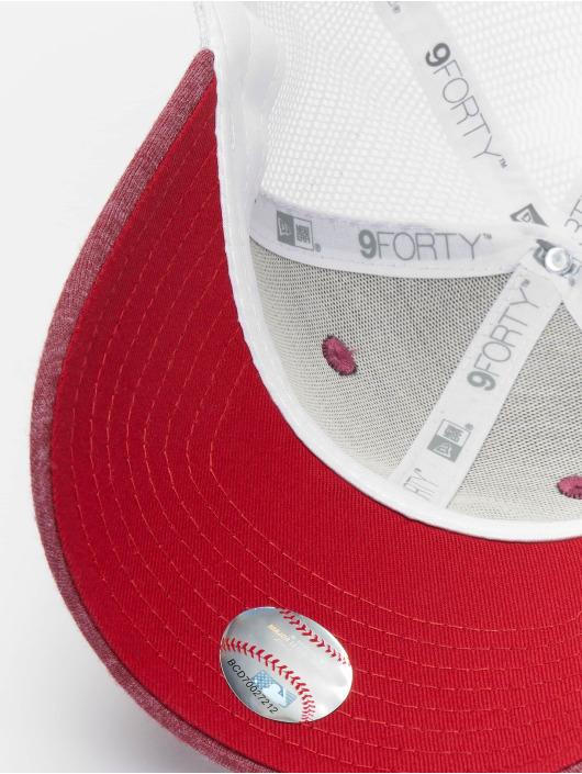 New Era Snapback Caps MLB Boston Red Sox Summer League 9forty czerwony