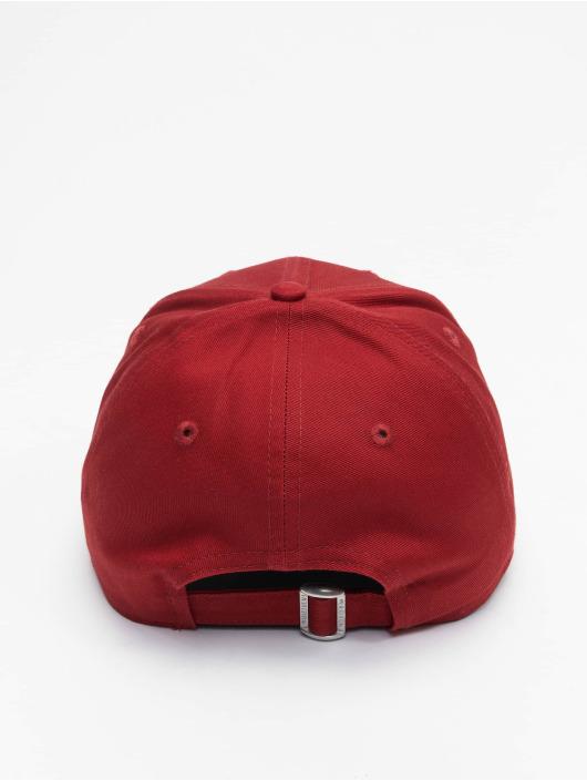 New Era Snapback Caps MLB New York Yankees League Essential 9Forty czerwony