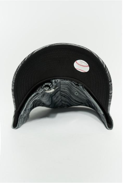 New Era Snapback Caps MLB Eng Fit Los Angeles Dodgers 9 Fourty grå