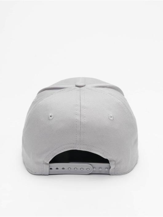 New Era Snapback Caps MLB LA Dodgers Tonal Stretch 9Fifty grå