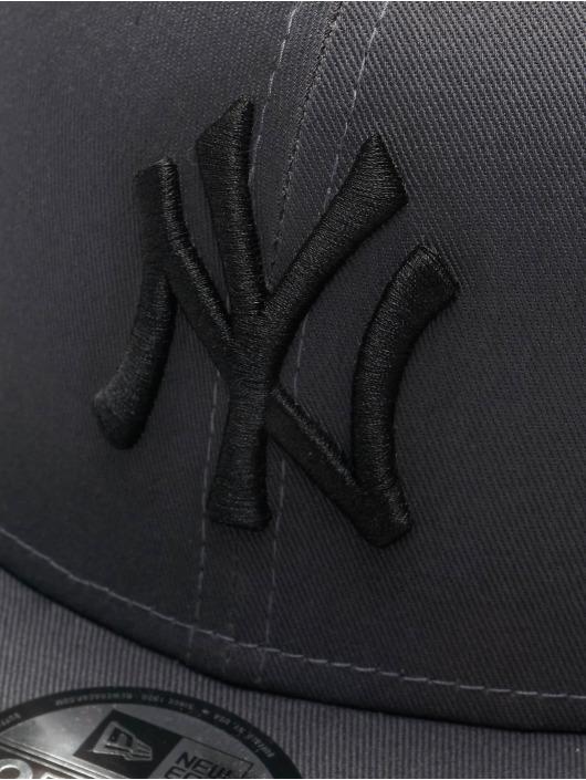 New Era Snapback Caps MLB NY Yankees League Essential 9Fifty grå
