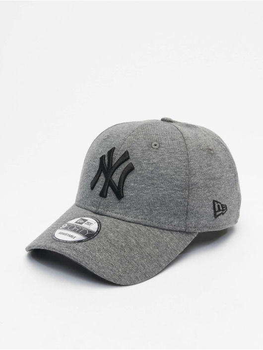 New Era Snapback Caps MLB NY Yankees Jersey Essential 9Forty grå