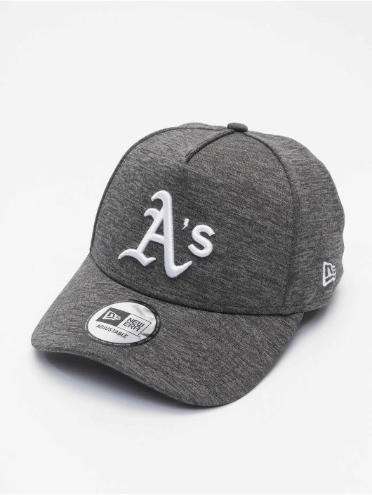 New Era Snapback Caps MLB Oakland Athletics Tonal Team 940 AF grå