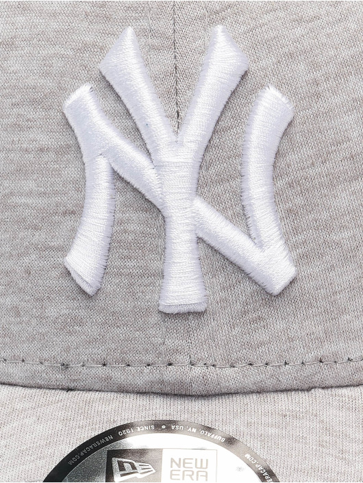 New Era Snapback Caps MLB New York Yankees Jersey 9Forty grå