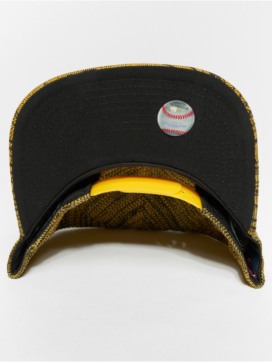 New Era Snapback Caps MLB Eng Fit Los Angeles Dodgers 9 Fifty gul