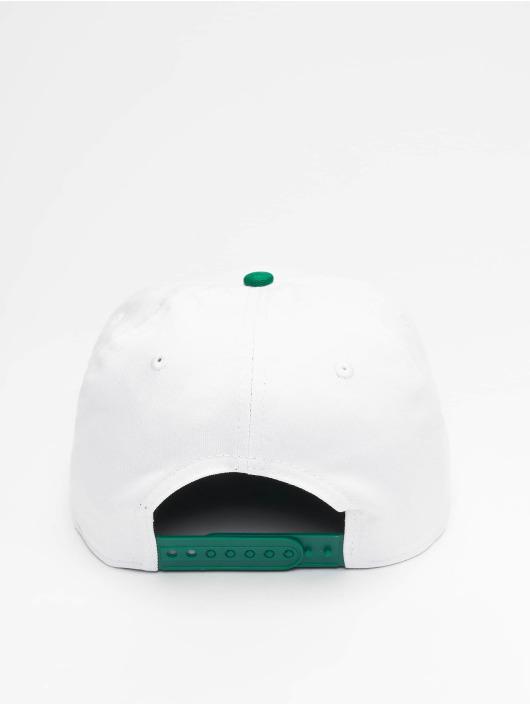 New Era Snapback Caps NBA Boston Celtics Retro Pack Flat Visor 9Fifty hvit