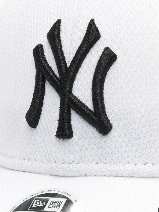 New Era Snapback Caps Womens Diamond Era 9Forty hvit