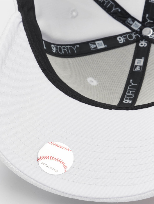 New Era Snapback Caps MLB NY Yankees Diamond Era 9forty hvit