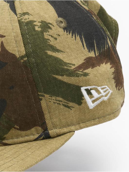 New Era Snapback Caps Camo Ripstop Retro Crown 9Fifty kamufláž