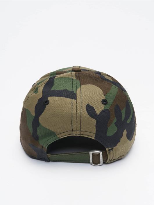 New Era Snapback Caps MLB NY Yankees Camo Essential kamufláž