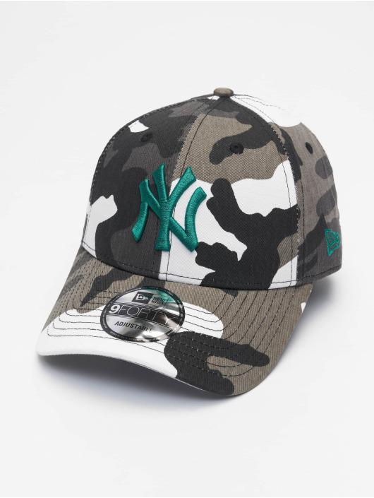 New Era Snapback Caps Mlb Properties New York Yankees All Over Camo 9forty kamufláž