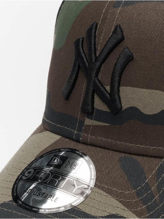 New Era Snapback Caps League Essential NY Yankees 9Forty kamuflasje