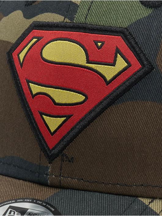 New Era Snapback Caps Character Superman 9Forty kamuflasje