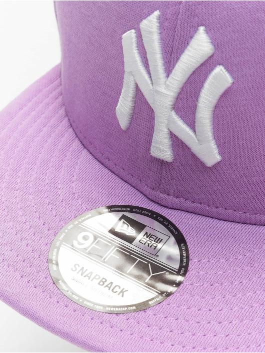 New Era Snapback Caps MLB NY Yankees Jersey Pack 9Fifty lilla
