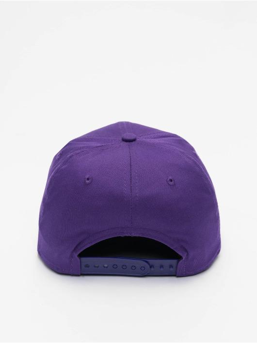 New Era Snapback Caps NBA Los Angeles Lakers Team Colour 9Fifty Stretch lilla