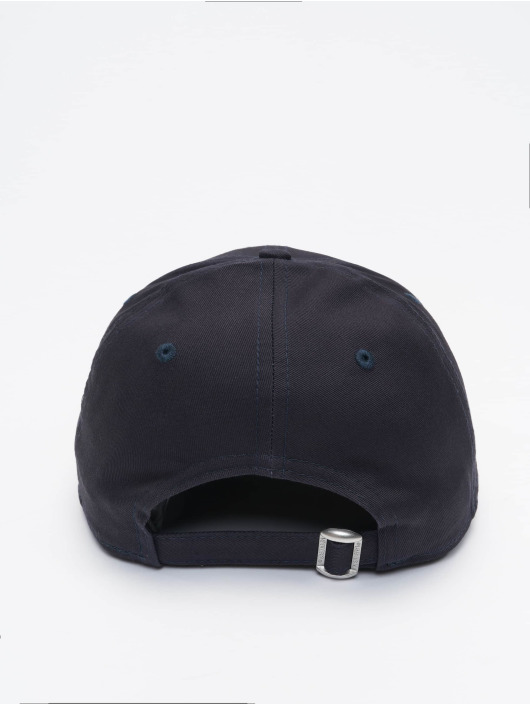 New Era Snapback Caps Heritage 9Forty modrý