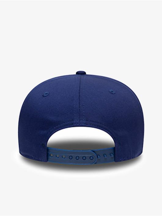 New Era Snapback Caps MLB Los Angeles Dodgers Team Outline 9Fifty Stretch modrý