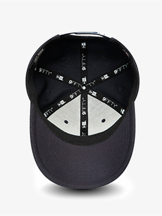 New Era Snapback Caps MLB Detroit Tigers Shadow Tech Pop 9Fifty Stretch modrý