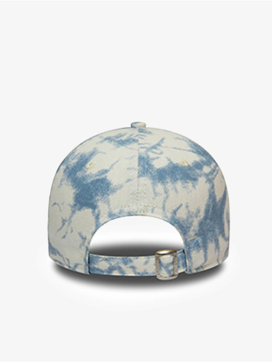 New Era Snapback Caps MLB New York Yankees Denim Colour 9Forty modrý