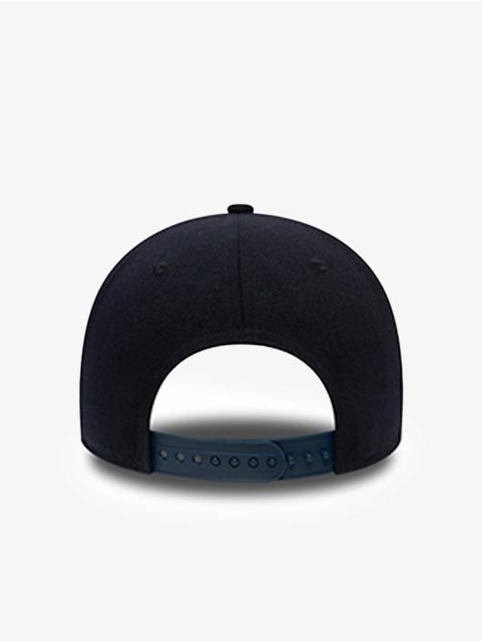 New Era Snapback Caps MLB Los Angeles Dodgers Team Contrast 9Forty modrý