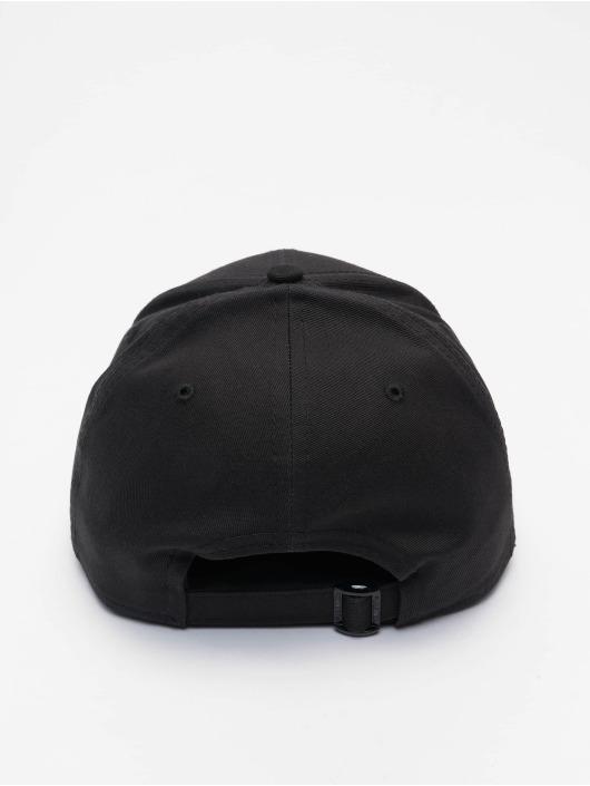New Era Snapback Caps NE Sports 9Forty musta