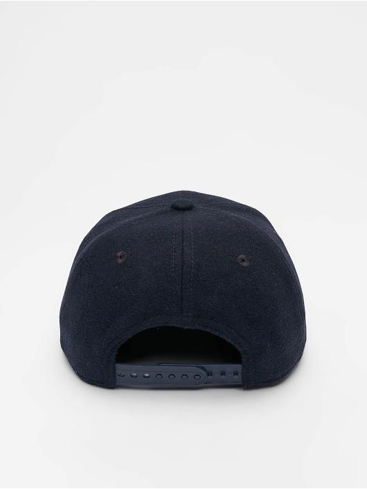 New Era Snapback Caps MLB Winter Utlty Melton Los Angeles Dodgers 9 Fifty niebieski