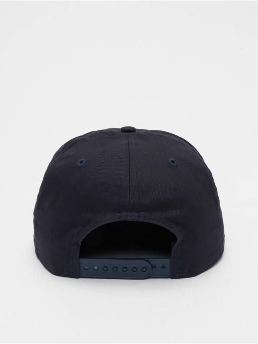 New Era Snapback Caps MLB Camo Essential LA Dodgers 9Fifty niebieski