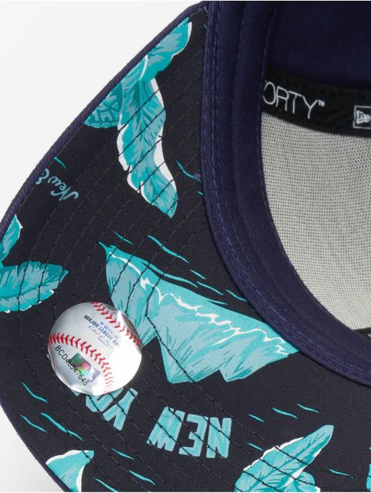New Era Snapback Caps MLB New York Yankees niebieski