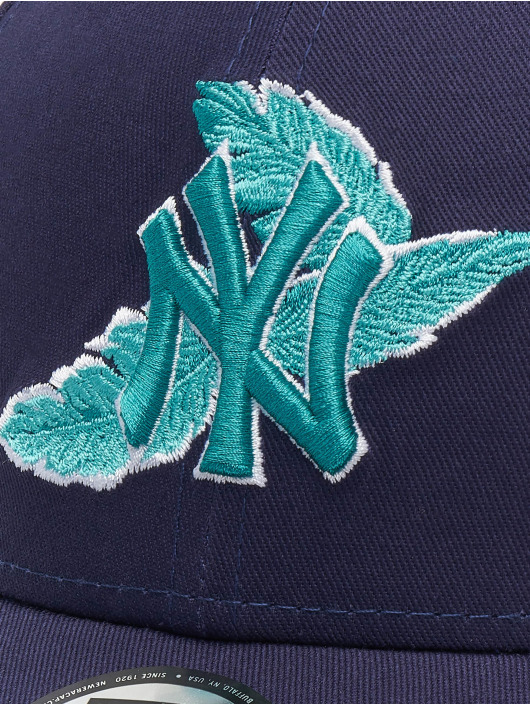 New Era Snapback Caps MLB New York Yankees niebieski