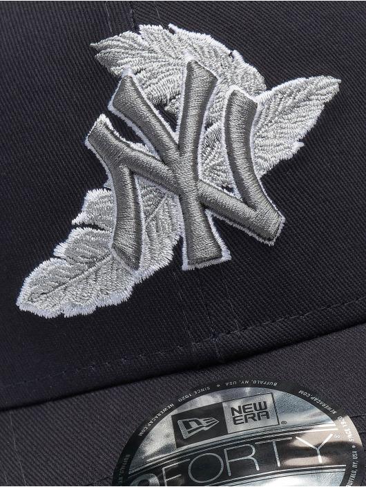 New Era Snapback Caps MLB New York Yankees Light Weight niebieski