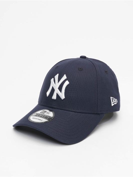 New Era Snapback Caps MLB NY Yankees Chambray League niebieski