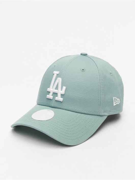 New Era Snapback Caps MLB LA Dodgers League Essential 9Forty niebieski
