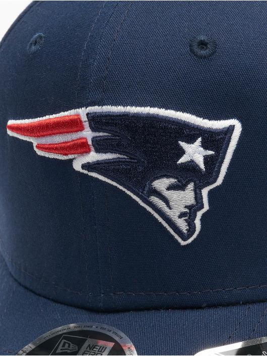 New Era Snapback Caps NFL New England Patriots Team Stretch 950 niebieski