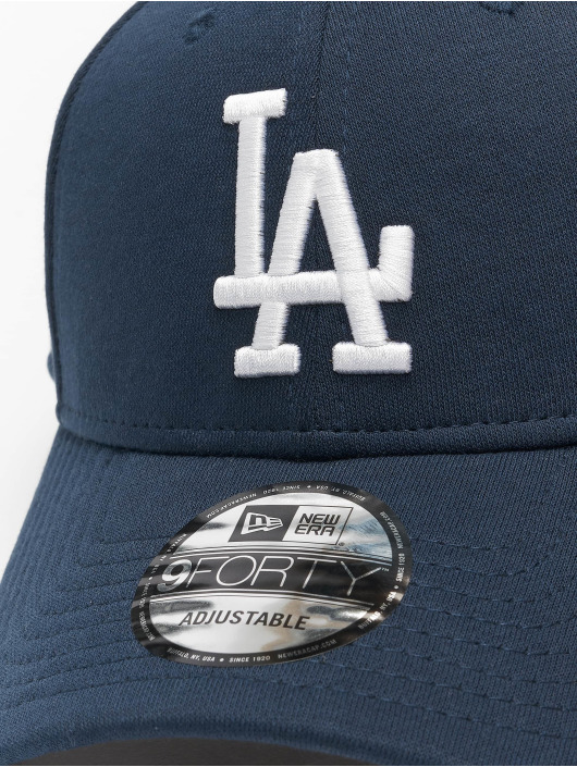 New Era Snapback Caps MLB LA Dodgers Jersey Pack 9Forty niebieski