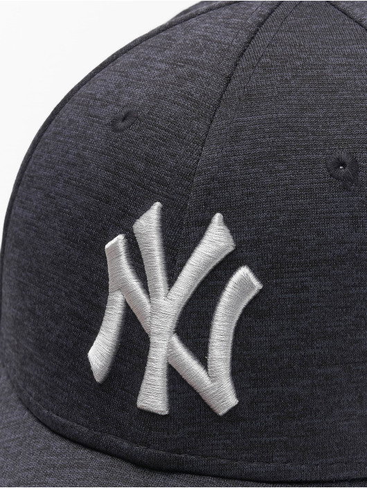 New Era Snapback Caps MLB New York Yankees Team Shadow Tech 9Forty niebieski