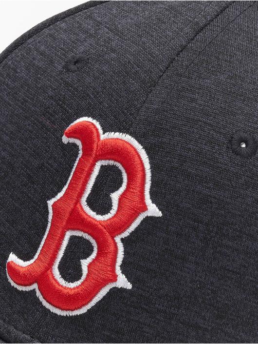 New Era Snapback Caps MLB Boston Red Sox Team Shadow Tech 9Forty niebieski