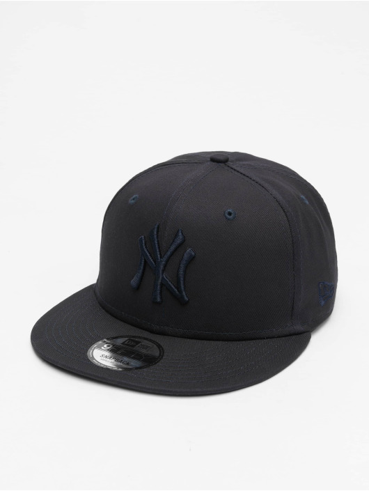 New Era Snapback Caps MLB NY Yankees League Essential 9Fifty niebieski
