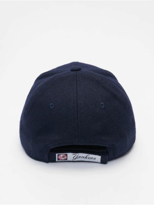 New Era Snapback Caps Winterized The League New York Yankees 9Forty niebieski