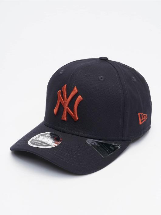 New Era Snapback Caps MLB NY Yankees League Essential niebieski