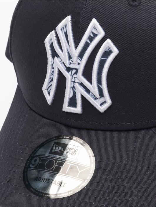 New Era Snapback Caps MLB NY Yankees Infill niebieski