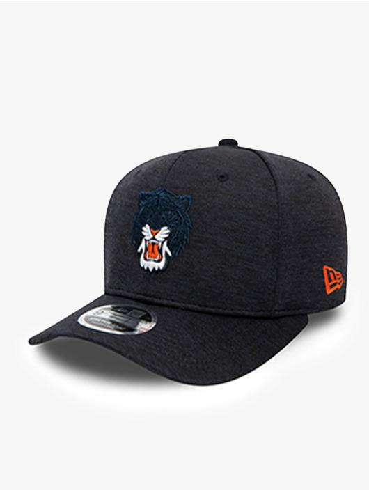 New Era Snapback Caps MLB Detroit Tigers Shadow Tech Pop 9Fifty Stretch niebieski