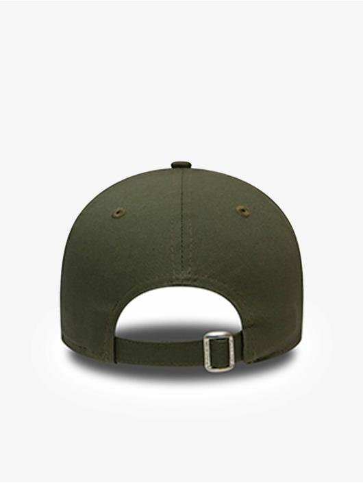 New Era Snapback Caps MLB New York Yankees Camo Infill 9Forty oliven