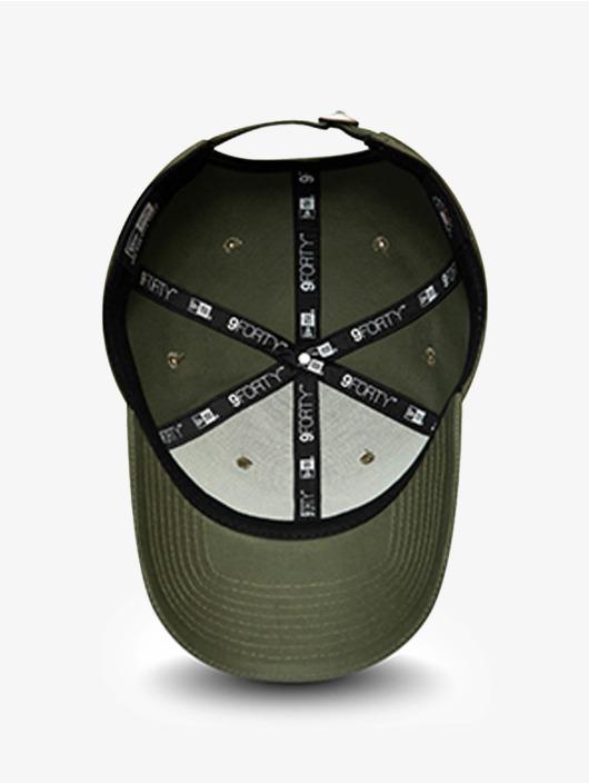 New Era Snapback Caps MLB New York Yankees Camo Infill 9Forty oliwkowy