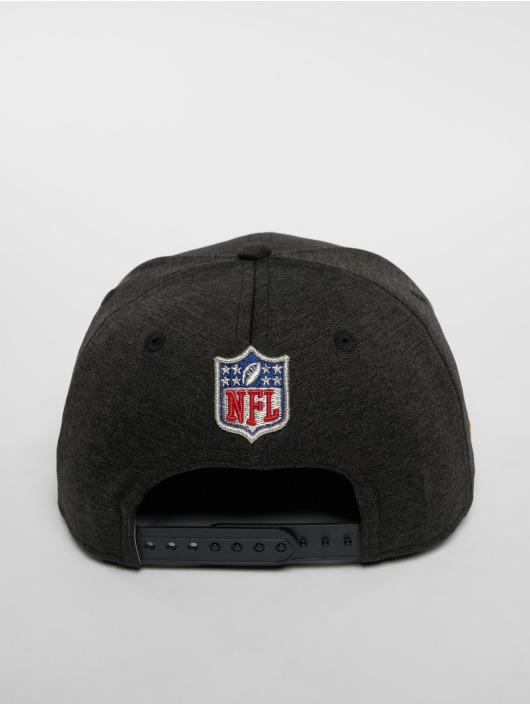 New Era Snapback Caps NFL Pittsburgh Steelers 9 Fifty svart