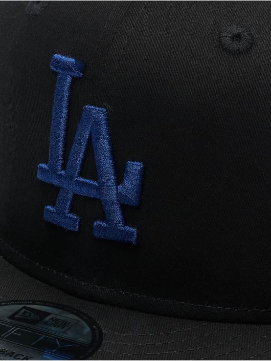 New Era Snapback Caps MLB 9Fifty Los Angeles Dodgers svart