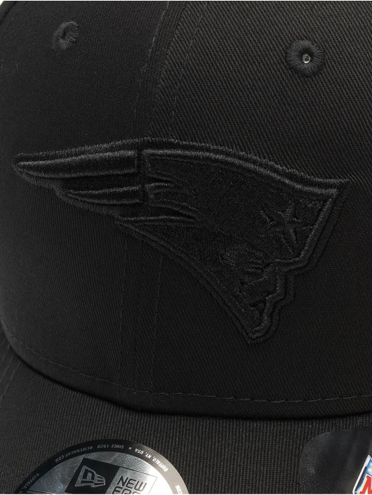 New Era Snapback Caps NFL 9Forty New England Patriots svart