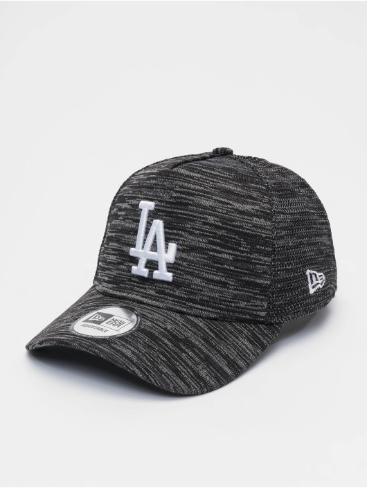 New Era Snapback Caps MLB LA Dodgers Engineered Fit 9forty A-Frame svart