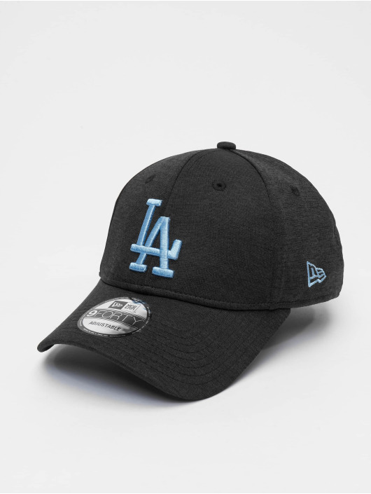New Era Snapback Caps MLB LA Dodgers Shadow Tech 9forty svart